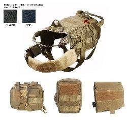 harnais pour chien camouflage OneTigris